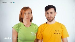 Velovuyki Константин Карачев и Наталья Тулюлюк – велопутешествия по всему миру