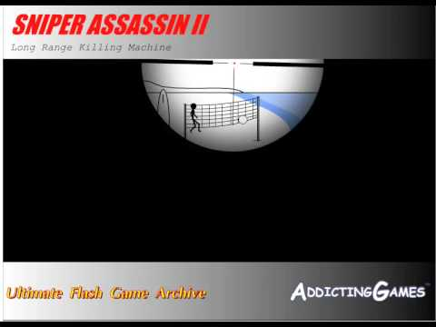 Sniper Assassin 2 Level 10 Beach Party Youtube