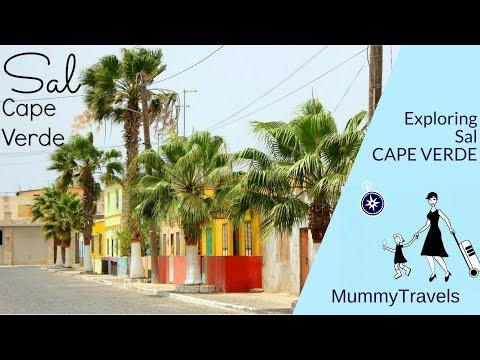 Exploring Sal, Cape Verde