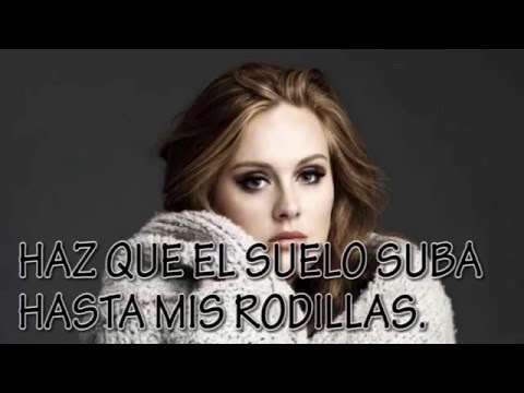 i miss you adele - traducida al español