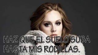 i miss you adele - traducida al español