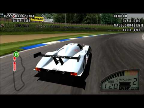 LE MANS 24h AUDI R8C GAMEPLAY 7 (HD)