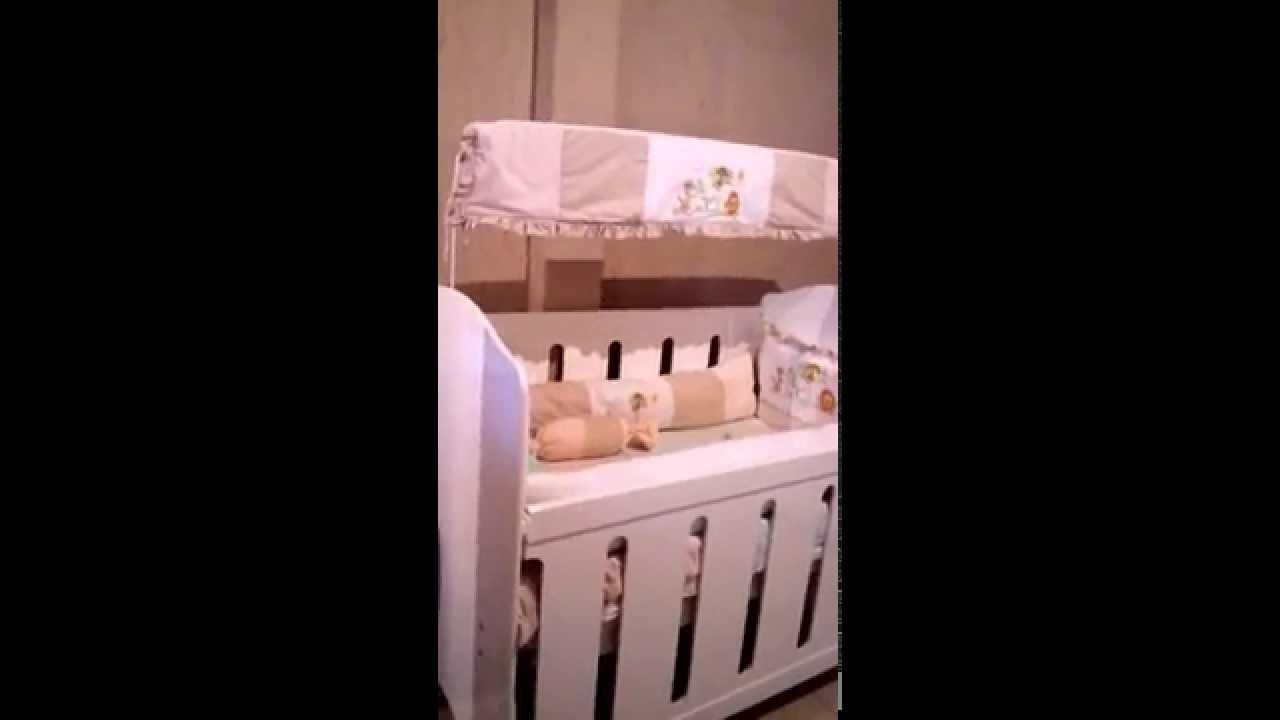Quarto De Bebe Pequeno Junto Com O Dos Pais Redival Com ~ Quarto De Bebe E Casal Juntos E Quarto Casal Parede Cinza
