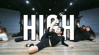 Download lagu YELLZ CLASS | Dua Lipa,Whethan - High | E DANCE STUDIO | 이댄스학원 YELLZ CHOREOGRAPHY