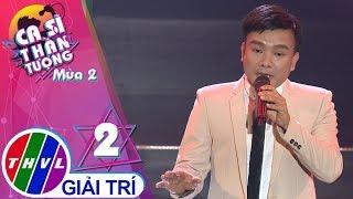THVL | Ca sĩ thần tượng 2019 - Tập 2[5]: Lá thư cuối cùng - Bùi Quang Thái