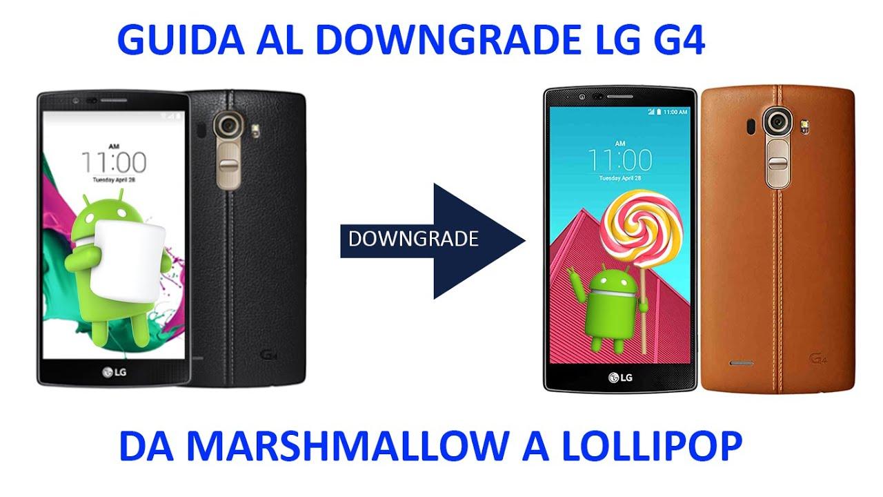 Marshmallow Lg G4