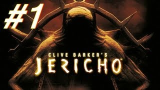 ✝ Clive Barker's Jericho ✝ | Capitulo 1 | Tormenta | Gameplay Español | HD/HQ