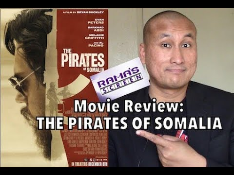 My Review of 'THE PIRATES OF SOMALIA' | A Wacky Look At Gutsy Journalism