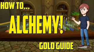 how to make gold with alchemy   wow gold guide