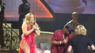 Mariah Carey - Touch My Body Live #1 To Infinity 7-14-17
