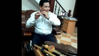 độc tấu sáo cô gái vót chông-nhạc sĩ -nghệ sĩ Nguyễn Hữu Đào