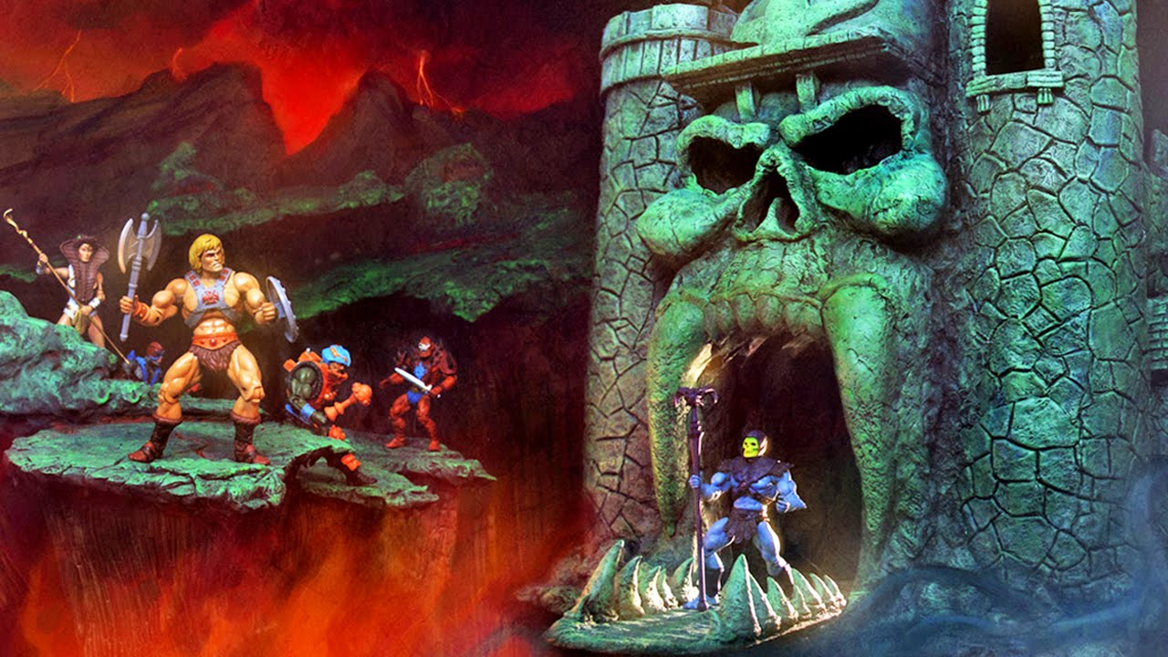 Toy Soldiers War Chest He Man Gato Guerreiro E O Castelo De Grayskull PS4 Xbox One