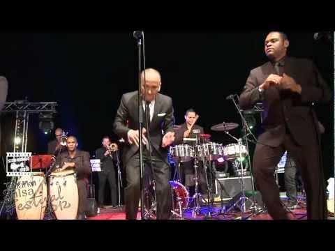 Yuri Buenaventura 'Guajiro Del Monte' - concert live @ TABARKA SALSA FESTIVAL 2012