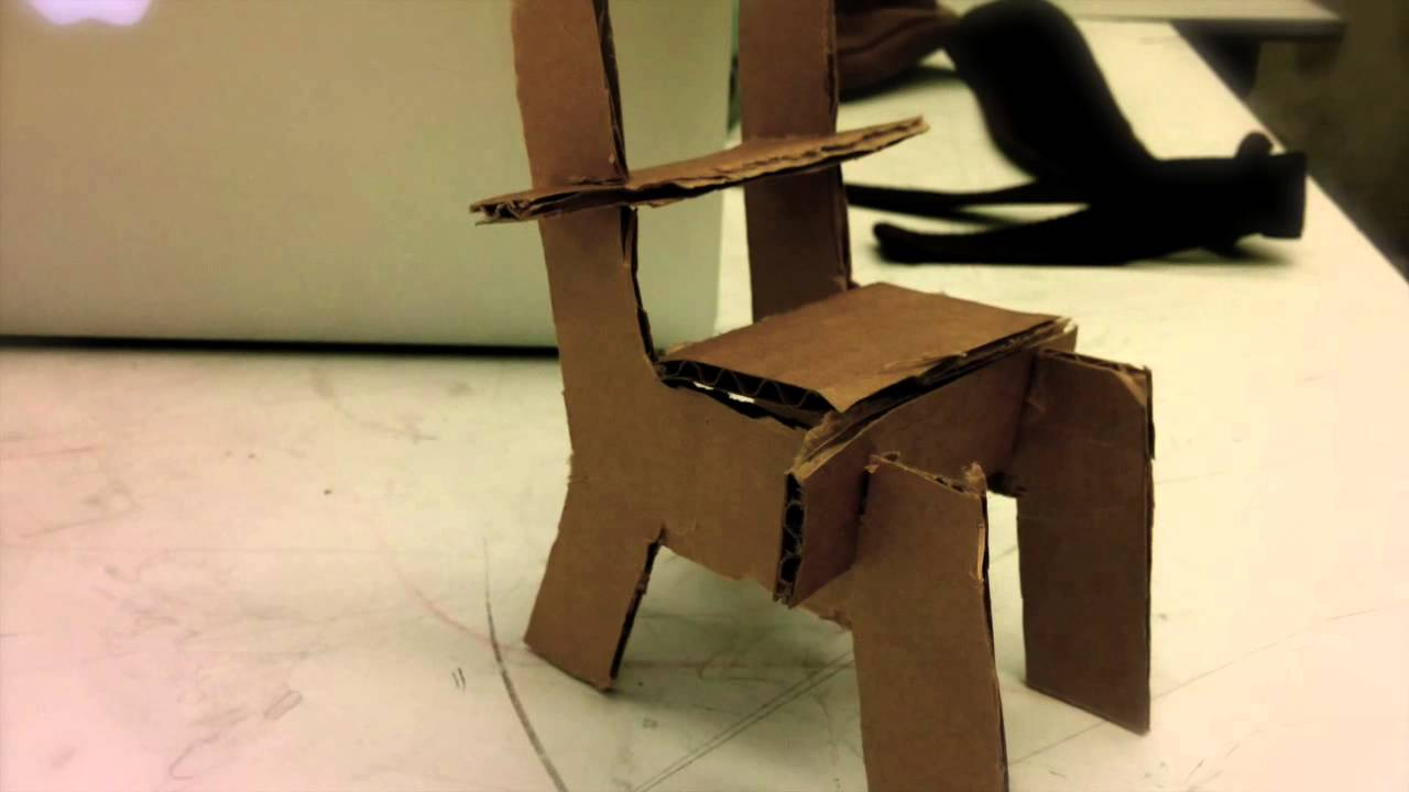 cardboard chair instructions. Perfect Instructions Cardboard Chair Group 16 For Instructions A