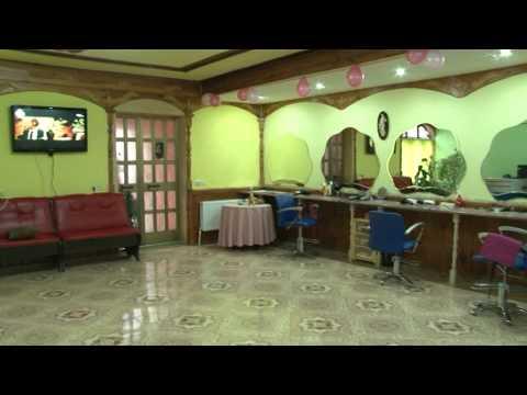 Salon de frumusete publicitate Laura Alina