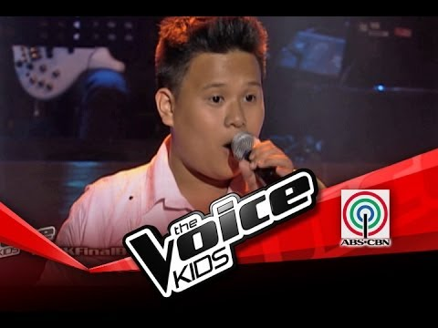 "The Voice Kids Philippines Blind Audition  ""Stuttering"" By Borge"