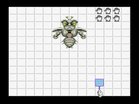 Mario Paint Fly Swatting Challenge, Levels 1-8 Part 1