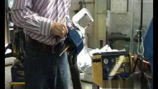 GYSPOT 32D-С - аппарат двухсторонней точечной сварки(Это удобное оборудование для сварки кузова автомобиля и ремонта видовых поверхностей. Традиционная технол..., 2010-06-23T12:24:54.000Z)