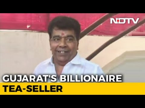 Raids Detect Gujarat Chaiwallah-Turned-Financier's 600 Crore Black Assets