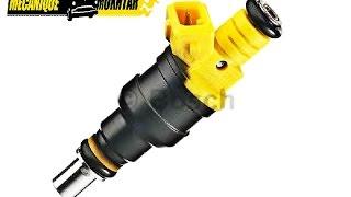 nettoyage les Injecteur  Opel Corsa essence   تنظيف حاقن الوقود أوبل كورسا