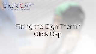 Fitting the DigniTherm Click Cap (English)