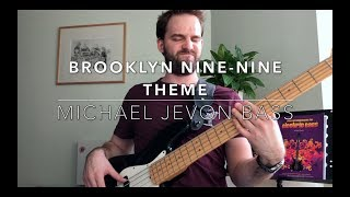 Brooklyn Nine-Nine Theme - Bass Cover