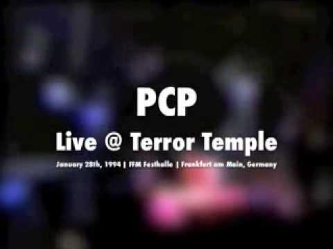PCP Live Terror Temple 28 01 1994 Planet Core Productions