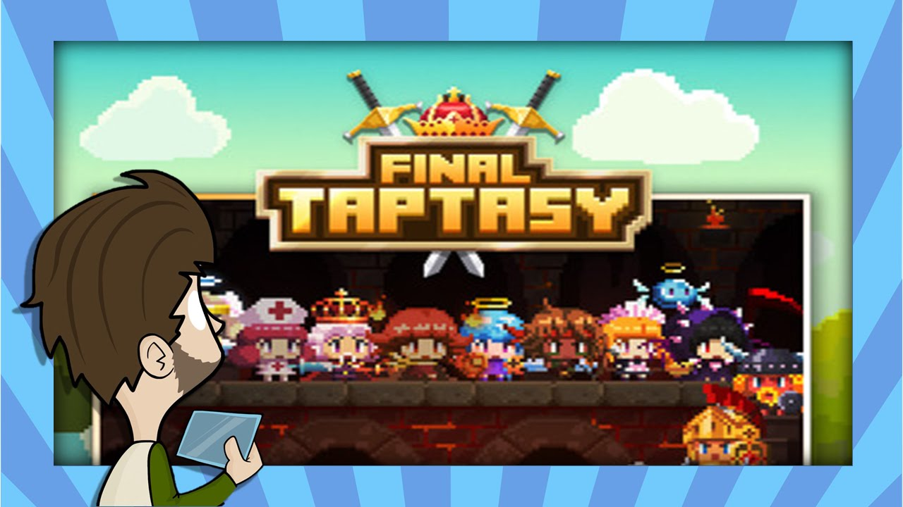 Final taptasy levels and tutorial ios android gameplay hd final taptasy levels and tutorial ios android gameplay hd baditri Choice Image