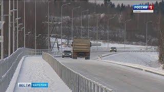"""Завершено строительство новой дороги к горному парку """"Рускеала"""""""