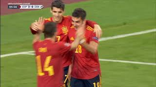 Španija - Nemačka 6:0   Golovi sa Utakmice   SPORT KLUB FUDBAL