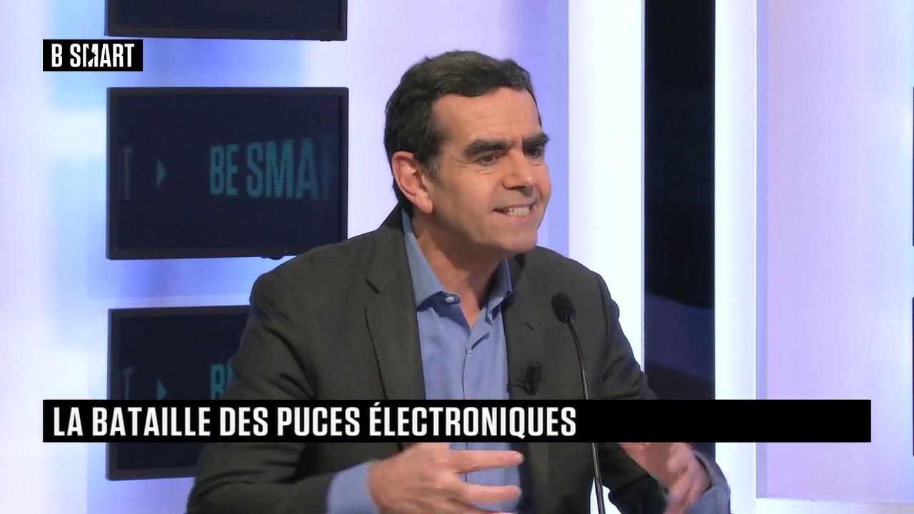 BE SMART - L'interview de Mathieu Duchatel (Institut Montaigne) par Stéphane Soumier - B SMART
