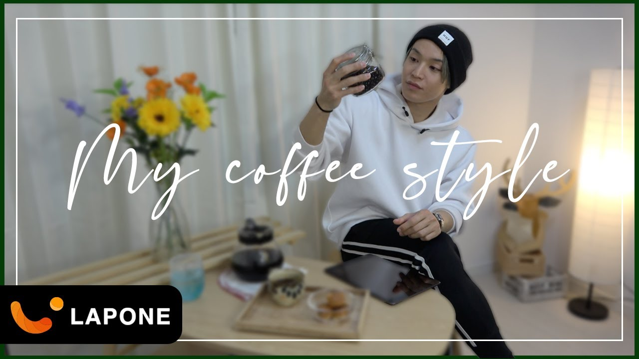 My coffee style by Sho Yonashiro -Sho's House-