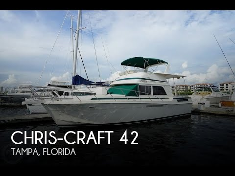 [SOLD] Used 1985 Chris-Craft 42 Catalina In Tampa, Florida