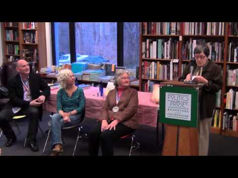 Kate DiCamillo and the National Ambassadors for Young People's Literature
