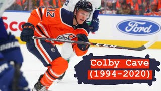 Rest In Peace, Colby Cave (1994-2020)