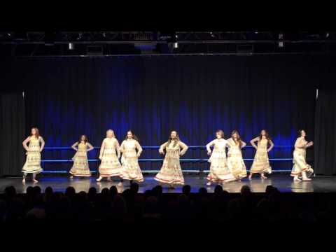 SALSA & SOL 2016 - Bollywood Beauties - 'Deewani Mastaani'