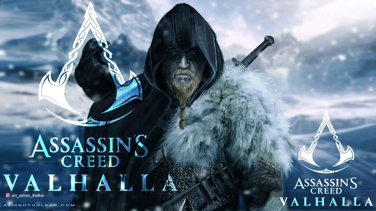 fan art assassins creed valhalla female eivor