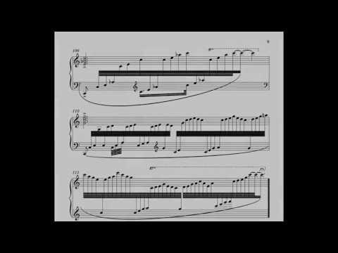 Silent Night Transcription (Kyle Landrys Arrangement) + Download!