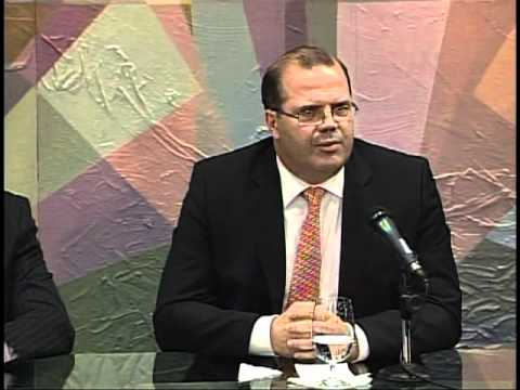 TRANSIÇÃO - Alexandre Tombini será presidente do Banco Central