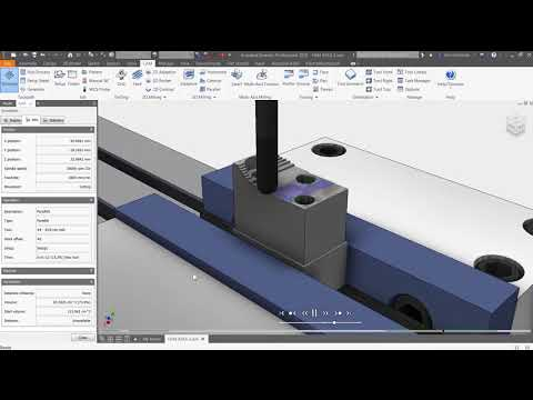 Autodesk HSM - CADPRO Systems, New Zealand