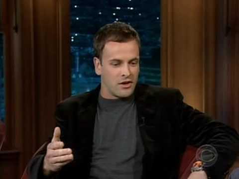 Jonny Lee Miller on The Craig Ferguson Show