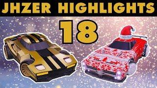 JHZER Highlights Montage 18 | Rocket League Competitive