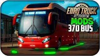 Mascarello Roma 370 - MULTICHASIS + Terminales  | Euro truck simulator 2 | 1.18 - 1.19