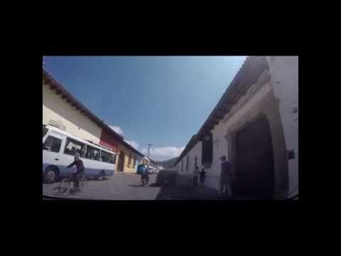 Drive from Antigua to Guatamela City - November 1st 2015 GoPro . Audio got removed