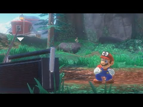 2 Hours of Super Mario Odyssey Gameplay (E3 2017, Direct)