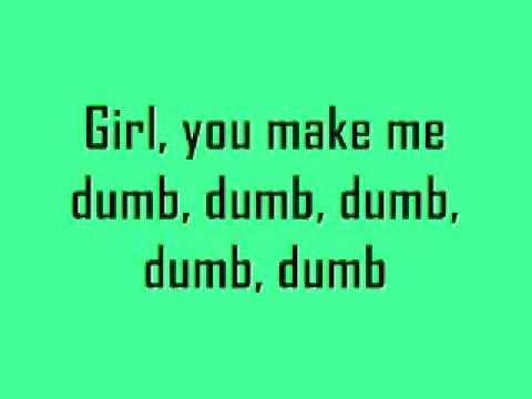 Sean Kingston - Dumb Love with Lyrics (on screen).flv