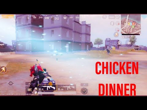 WINNER WINNER CHICKEN DINNER || BGMI || MOSCOW GAMING