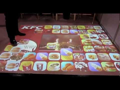 видео: Интерактивный Пол своими руками