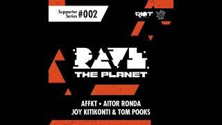 RTP002 - Joy Kitikonti, Tom Pooks - Dancing With Gods [Riot ]