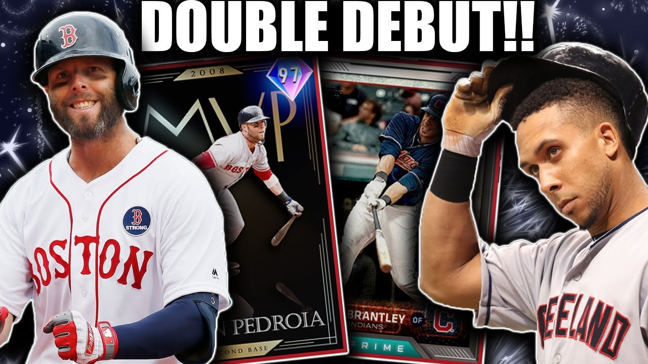 97 DUSTIN PEDROIA & 96 MICHAEL BRANTLEY DEBUT.. MLB THE SHOW 20